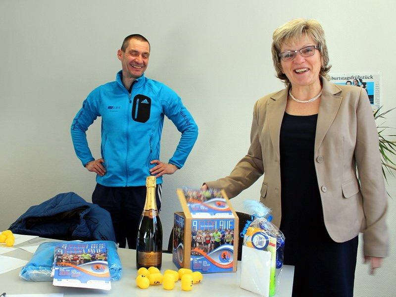 Citylauf-Tombola: die ersten Gewinner stehen fest