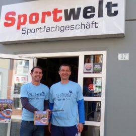 Tombola für die Greifswalder Cityläufer – anmelden, Meldegebühr bezahlen, gewinnen
