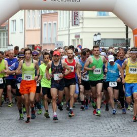 Auch beim 11. Greifswalder Citylauf Teilnehmerrekord bei besten Bedingungen