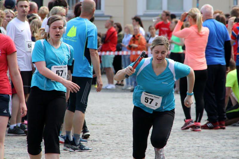Erste Anmeldungen für den 12. Greifswalder Citylauf