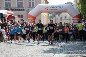 Bilder der Läufe um den Pokal der Sparkasse Vorpommern 2019