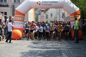 Bilder vom 10 km - Hauptlauf 2019
