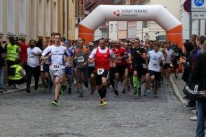 Bilder vom 10km-Hauptlauf 2018