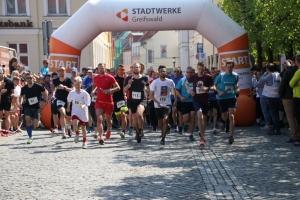 Bilder vom Stadtwerke Team-Staffellauf 2019