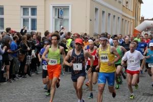 Bilder vom Start zum 11. Greifswalder Citylauf 2017