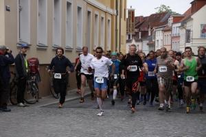 Bilder vom Start zum 9. Greifswalder Citylauf 2015
