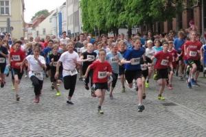 weitere Bilder vom 10. Greifswalder Citylauf 2016