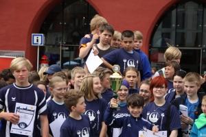 Bilder vom Citylauf 2013 (Pokal der Sparkasse)