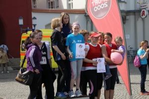 Bilder vom Citylauf 2012 (Siegerehrungen)