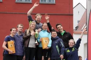 Bilder vom Citylauf 2013 (Siegerehrungen)