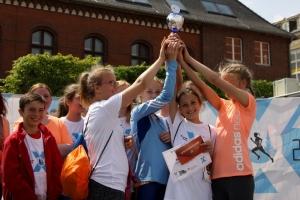 Bilder vom Sparkassen-Schulpokal 2016