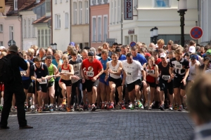 Bilder vom Citylauf 2012 (Start)