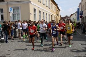 Bilder vom Start zum 10. Greifswalder Citylauf 2016