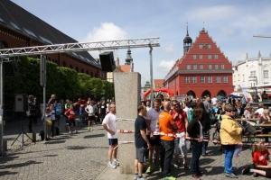 Bilder vom 8. Greifswalder Citylauf 2014 (Teamstaffel)