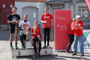 weitere Siegerehrungsbilder vom 8. Greifswalder Citylauf 2014