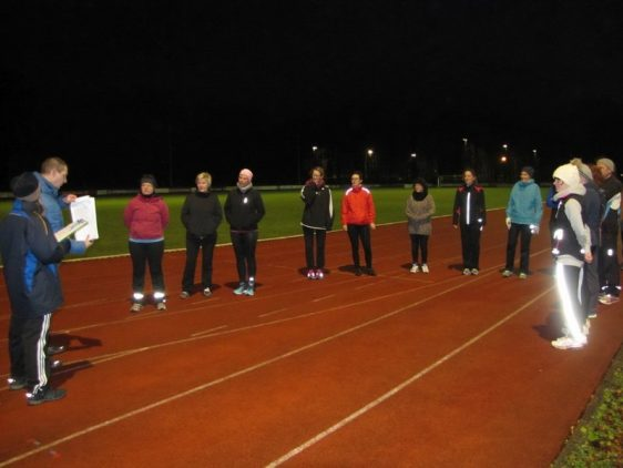 Lauf- und Walkingkurse zur Vorbereitung auf den 10. Greifswalder Citylauf
