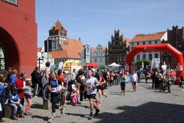 Die online-Anmeldung für den 9. Greifswalder Citylauf ist eröffnet