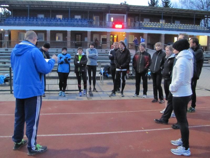 Lauf- und Walkingkurse zur Vorbereitung auf den 9. Greifswalder Citylauf